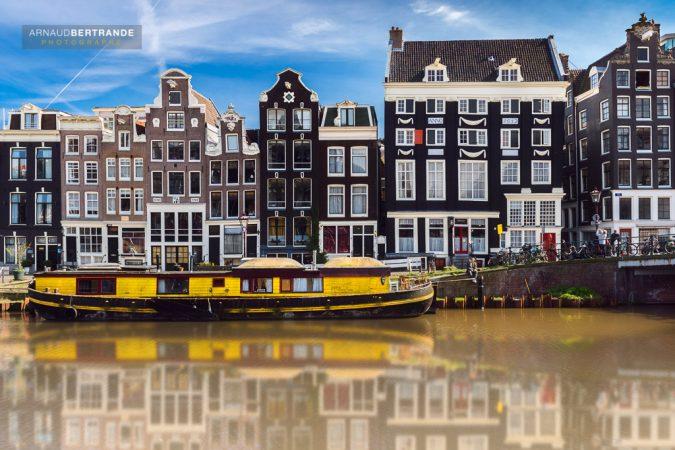 Le vieil Amsterdam