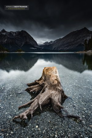 Upper kananaskis Lake-1