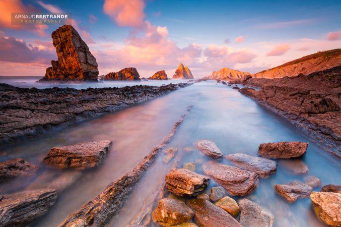 Playa de Arnia-2