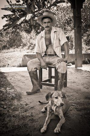 Agriculteur Cubain