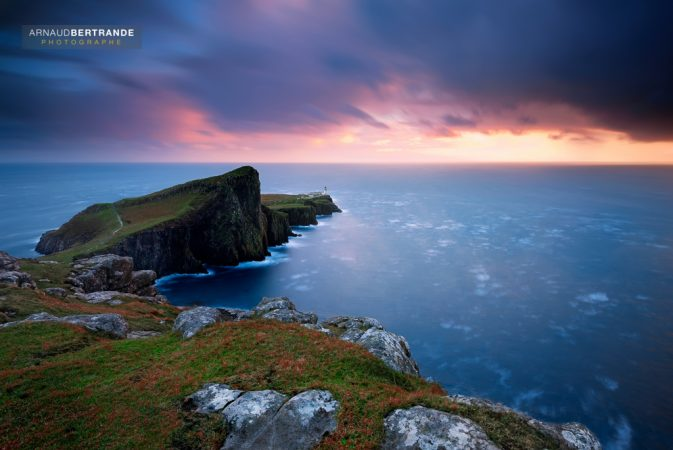 Sunset sur Neist Point