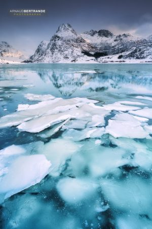 Fjord sur l