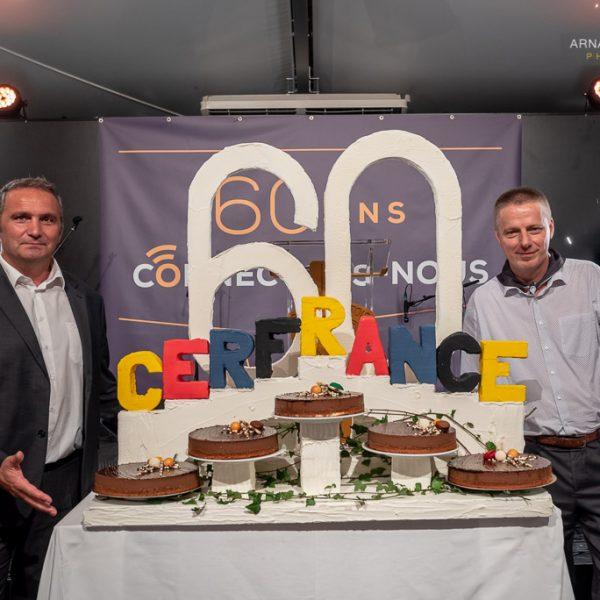 60 ans CERFRANCE-Connectons-nous